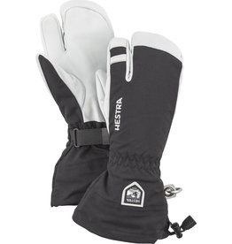 Hestra Mens Army Leather Heli 3-Finger Ski Glove
