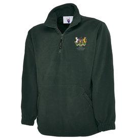Premium Force RVC Womens Rugby 1/4 Zip Fleece