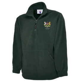 RVC Womens Rugby 1/4 Zip Fleece