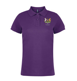 RVC Womens Rugby Ladies Fit Polo