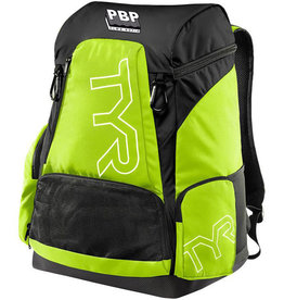 PBP SC Back Pack 45 Ltr Dayglo Green