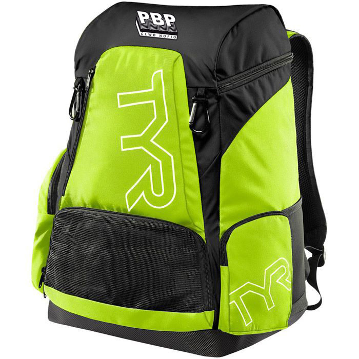 PBP SC Back Pack 45 Ltr Dayglo Green