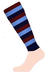 BERFC Adults Hooped Club Sock New