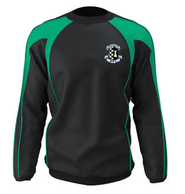 Chess Valley Junior Pro Training Top Black/Green