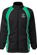 Chess Valley Adults Elite Showerproof Jacket Black/Green