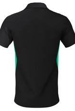 Chess Valley Adults Premium Polo Black/Green