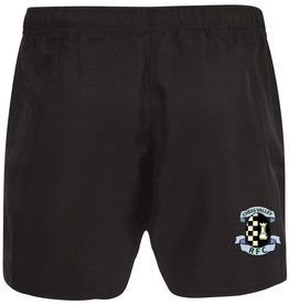 Chess Valley Adults Rugby Short Black