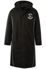 Chess Valley Adults Sub Coat Black