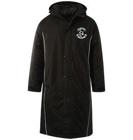 Chess Valley Junior Sub Coat Black