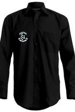 Chess Valley Adults Dress Shirt Black