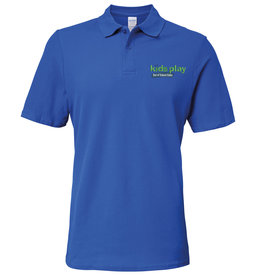 Premium Force Kids Play Adults Out Of School Club Cotton Polo Shirt