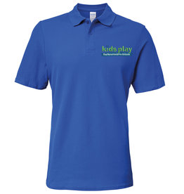 Premium Force Kids Play Adults Day Nursery & Pre School Cotton Polo Shirt