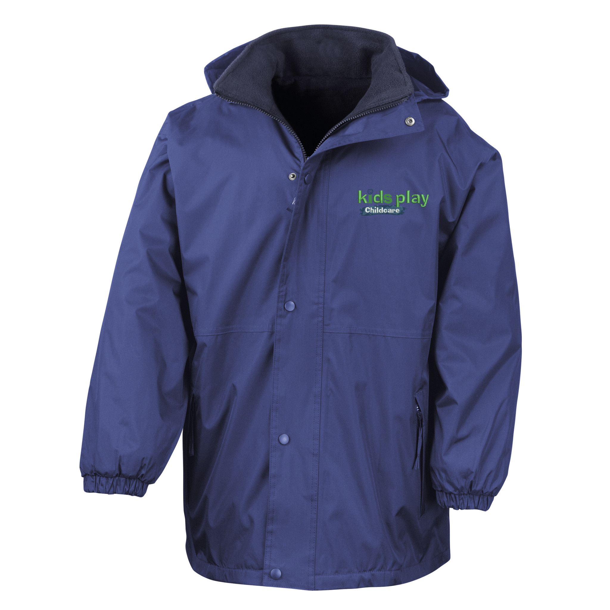 Premium Force Kids Play Adults Childcare Reversible Jacket