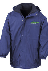 Kids Play Adults Out of School Club Reversible Jacket