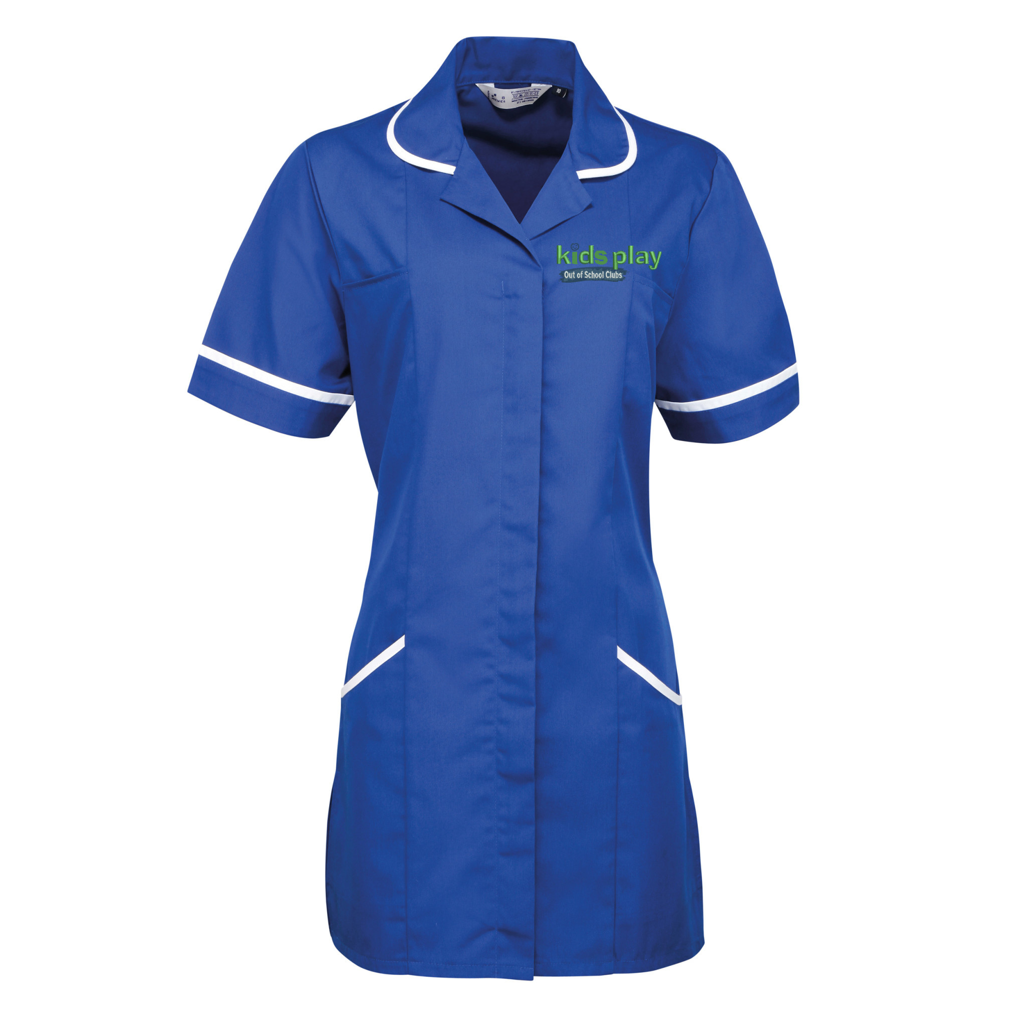Premium Force Kids Play Ladies Out Of School Club Healthcare Tunic