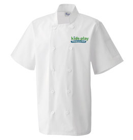 Premium Force Kids Play Adults Childcare Hub S/S Chefs Jacket