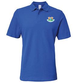 Premium Force Mead Farm Nursery Adults Polo Shirt