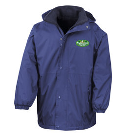 Premium Force Willows Nursery Adults Reversible Jacket