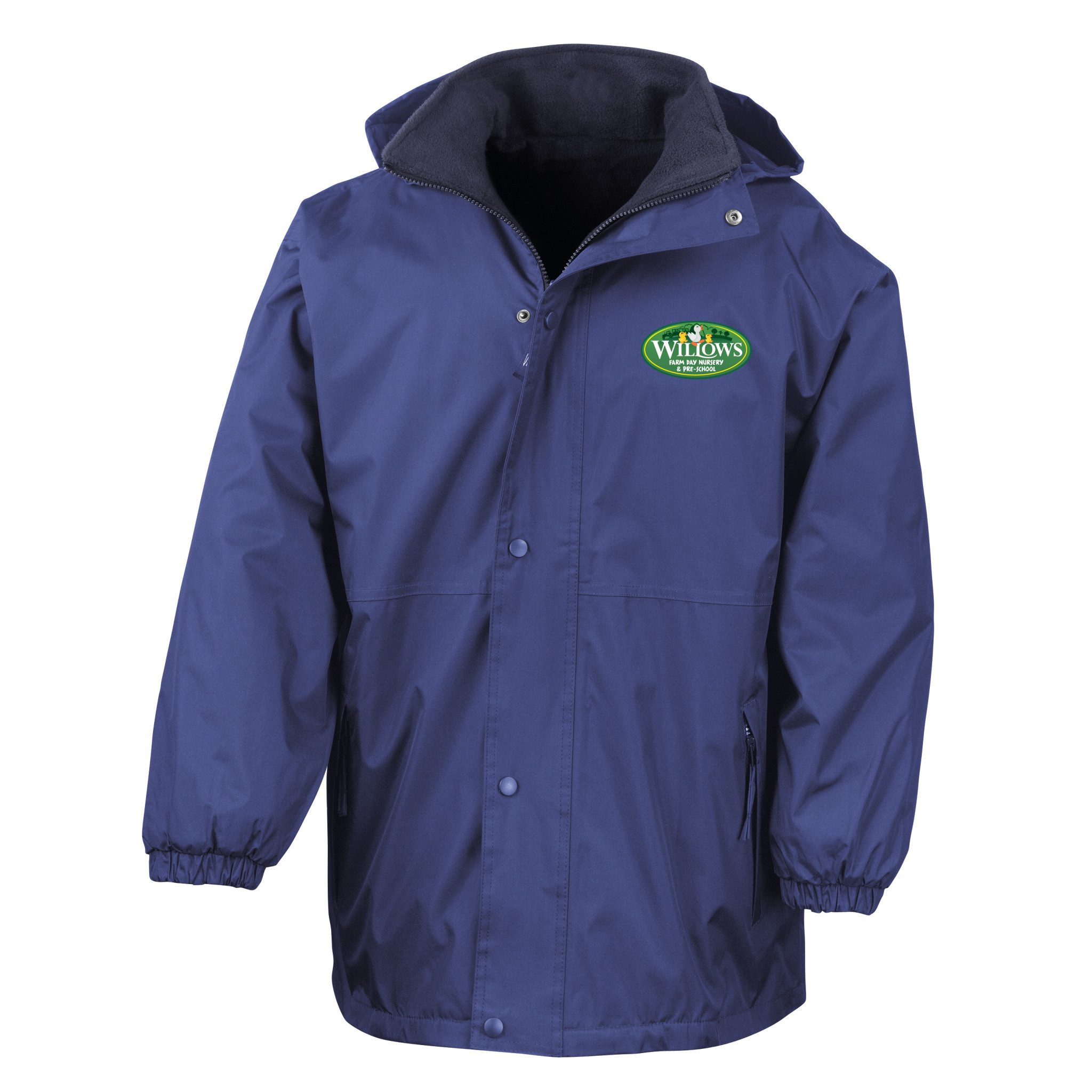 Willows Nursery Adults Reversible Jacket
