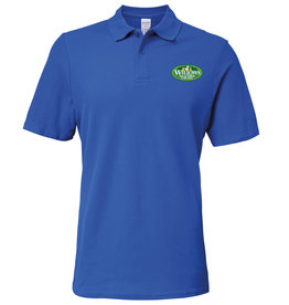 Premium Force Willows Nursery Adults Polo Shirt