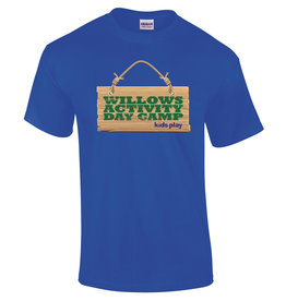 Premium Force Willows Activity Camp Adults T Shirt
