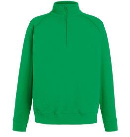 Premium Force Willows Farm Adults 1/4 Zip Sweatshirt