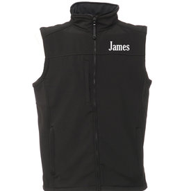 Premium Force Willows Farm Adults Softshell Gilet