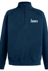 Premium Force Willows Farm Adults Livestock 1/4 Zip Sweatshirt