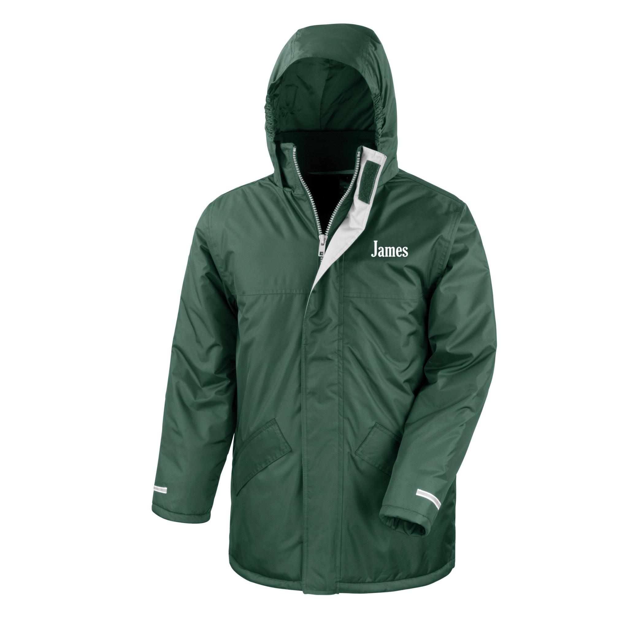 Premium Force Willows Farm Adults Staff Jacket