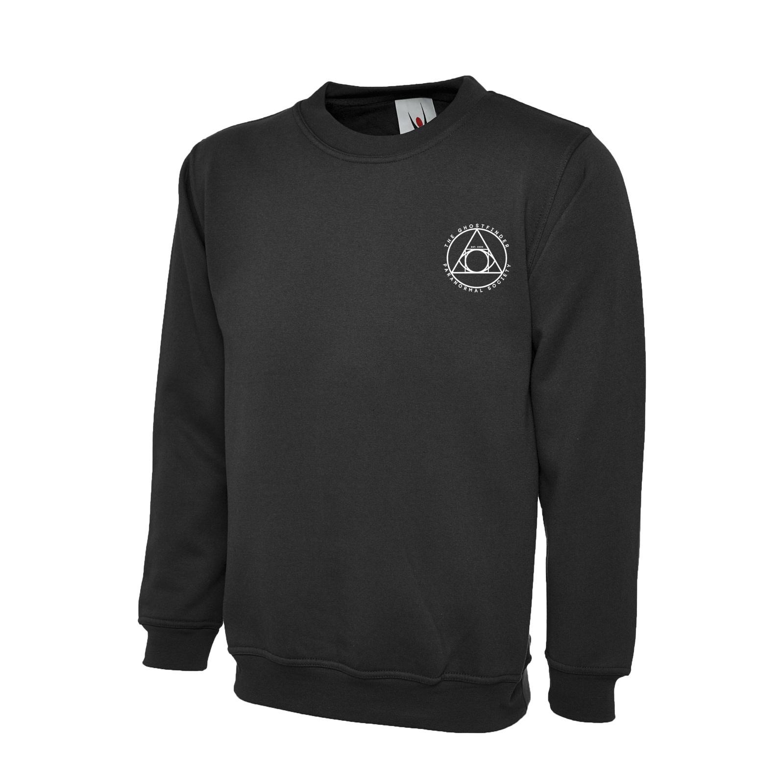 The Ghostfinder Paranormal Society Sweatshirt