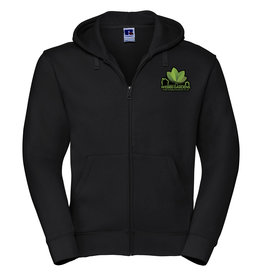 Webbs Gardens Zipped Hooded Sweatshirt