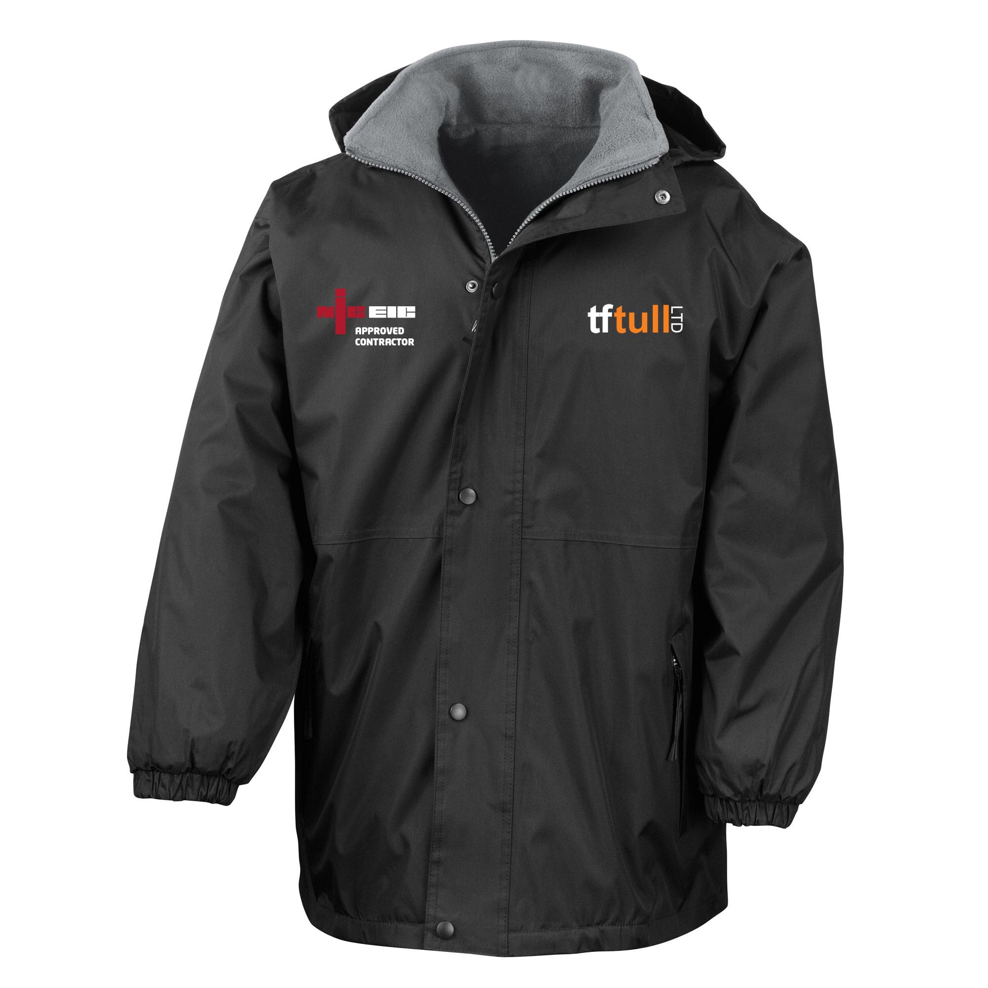 TFTull Reversible StormDri Jacket