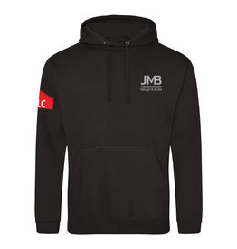 JMB Adults College Hoodie with TLC Logo