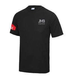 JMB Adults Cool T with TLC Logo
