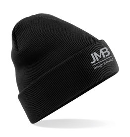 JMB Adults Knitted Turn Up Beanie