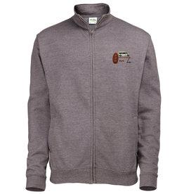 Bod Bus Adults Full Zip Sweatshirt