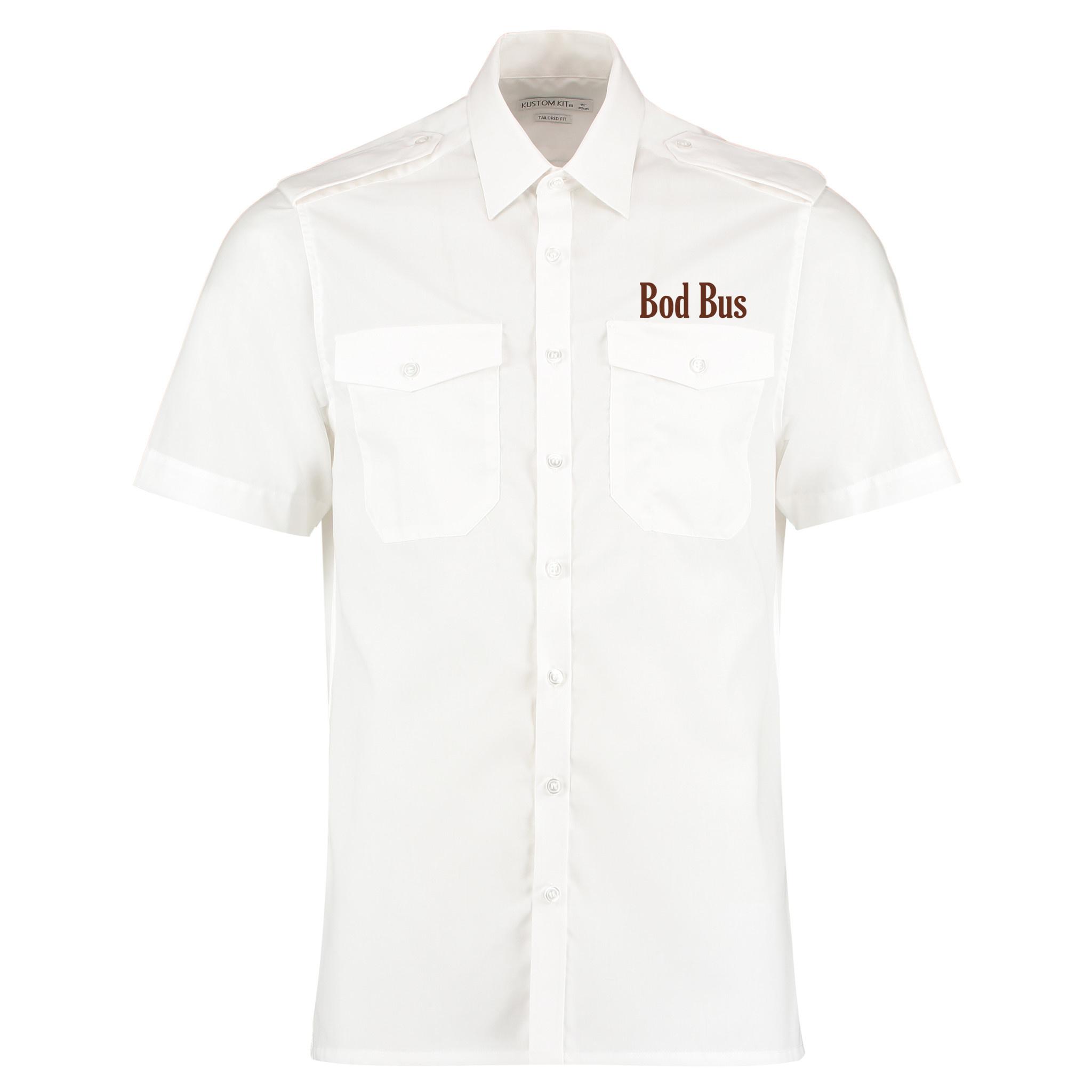 Bod Bus Adults Pilot Shirt