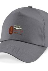Premium Force Bod Bus Adults 5 Panel Cap