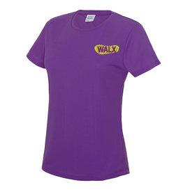 Premium Force Walx Ladies Plain Cool T