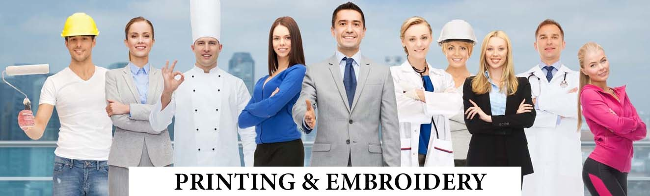 In House Embroidery & Printing ...