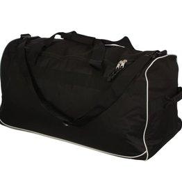 Adults XL Team Kitbag Black/Silver