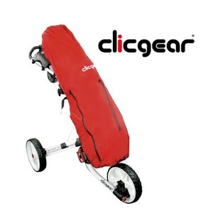 Clicgear Clicgear Rain Cover for Golf Bags - Red