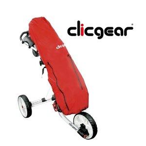 Clicgear Clicgear Rain Cover/ Regenhoes Voor Golftassen - Rood