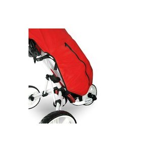 Clicgear Rain Cover/ Regenhoes Voor Golftassen - Rood