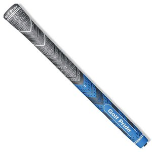 GolfPride GolfPride New Decade MultiCompound Plus 4 Standaard Grip - Blauw Grijs