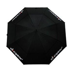 Clicgear Clicgear 68 inch Double Canopy Golf umbrella - Black