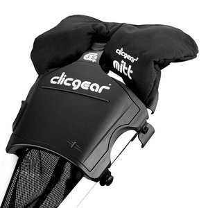 Clicgear Clicgear Winter Gloves Mitts Men - Black