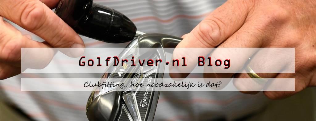 Online golfclubs kopen... clubfitting noodzakelijk?