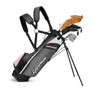 TaylorMade TaylorMade Rory 11 - piece Junior Golf Set 2019 (Girls 8-12 Years)