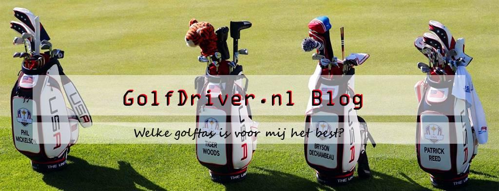 Welke golftas moet ik kopen?